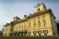 Austrian palace Royalty Free Stock Photos