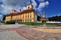 Schloss Esterhazy in Eisenstadt, Austria Stock Images