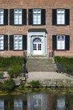 Schloss Eutin, Deutschland Lizenzfreies Stockbild