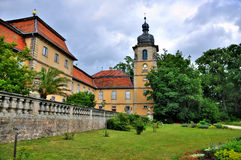 Schloss Fasanarie in Fulda, Hessen, Ger Stock Images