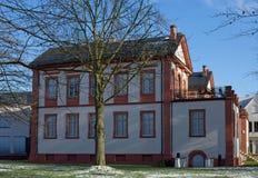 Schloss Fechenbach in Dieburg Lizenzfreies Stockbild