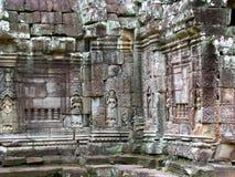 Schloss-Felsen in Kambodscha Stockfoto