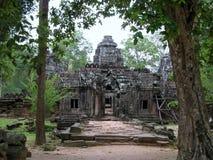 Schloss-Felsen in Kambodscha Stockfotografie