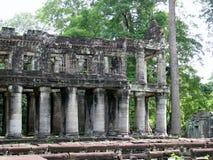 Schloss-Felsen in Kambodscha Lizenzfreie Stockbilder