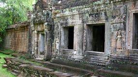 Schloss-Felsen in Kambodscha Stockfotos