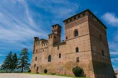 Schloss Fossano, Stockfotos
