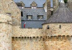 Schloss in Frankreich Stockbild