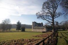 Schloss Fraser stockfotografie