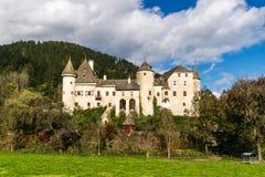 Schloss Frauenstein Lizenzfreies Stockbild