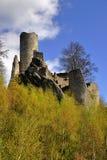 Schloss Frydstejn Stockfoto