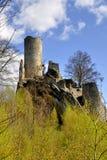 Schloss Frydstejn Lizenzfreie Stockfotografie