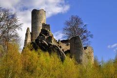 Schloss Frydstejn Lizenzfreie Stockfotos
