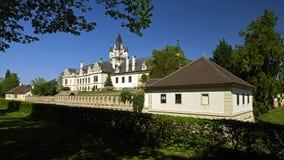 Schloss Grafenegg, Niederosterreich, Autriche image stock