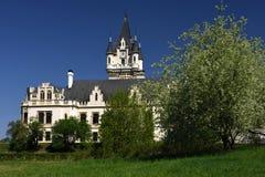Schloss Grafenegg, Niederosterreich, Autriche photos libres de droits