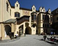 Schloss Grafenegg, Niederosterreich, Autriche images stock