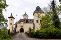 Schloss Greifenstein est un ch?teau en Bavi?re, Allemagne image libre de droits