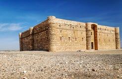 Schloss Hanarrah stockfotografie