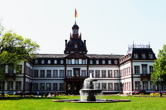 Schloss in Hanau Lizenzfreies Stockfoto