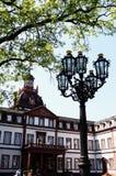 Schloss in Hanau Lizenzfreie Stockfotos