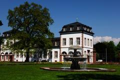 Schloss in Hanau Stockfotografie