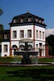 Schloss in Hanau Stockbild