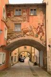 Schloss-Haus Stockfotografie