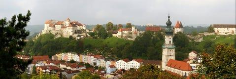 Schloss-Haus Stockfoto