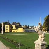 Schloss Hellbrunn 库存图片