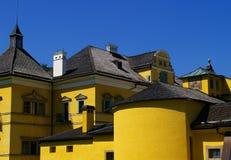 Schloss Hellbrunn nahe Salzburg Österreich Stockfoto
