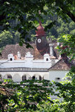 Schloss Herbestein Lizenzfreies Stockfoto