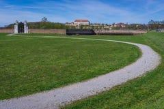 Schloss Hof castle royalty free stock image