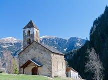 Schloss Hohen Raetien, die Schweiz stockfoto