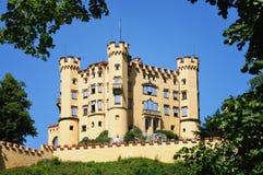 Schloss Hohenschwangau Fotografie Stock