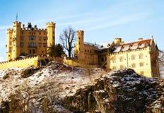 Schloss Hohenschwangau Fotos de archivo