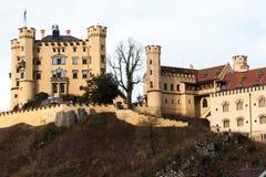 Schloss Hohenschwangau stock images