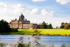 Schloss Howard, North Yorkshire, Großbritannien Lizenzfreie Stockfotografie