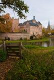 Schloss huis 10 Berg Stockfoto