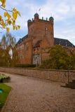 Schloss huis 10 Berg Lizenzfreies Stockbild