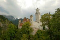 Schloss il Neuschwanstein Fotografia Stock Libera da Diritti