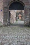 Schloss im eifel Lizenzfreie Stockfotografie