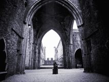 Schloss Irland Lizenzfreies Stockbild