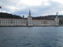 Schloss in Istanbul die Türkei während der Reise Lizenzfreies Stockfoto