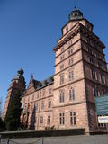 Schloss Johannisburg 1 Fotografía de archivo