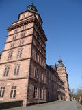 Schloss Johannisburg 2 Stock Photo