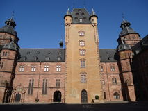 Schloss Johannisburg 3 Stock Photography