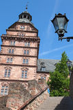 Schloss Johannisburg Steps Royalty Free Stock Photo