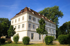 Schloss Köngen Fotografering för Bildbyråer