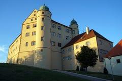 Schloss Kapfenburg Стоковые Изображения RF