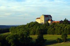 Schloss Kapfenburg Стоковое Изображение