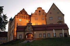 Schloss Kapfenburg Стоковое Изображение RF